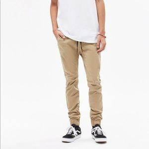 Men's Pacsun Skinny Khaki Jogger Pants